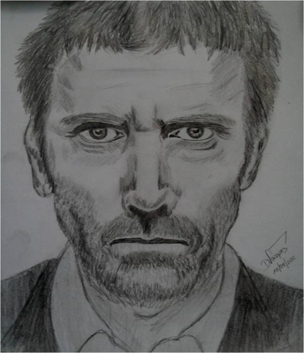 Hugh Laurie by Dani_vasquez
